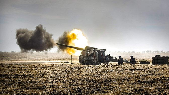 Боевики атаковали позиции ВСУ 35 раз, пятеро раненых— Штаб АТО