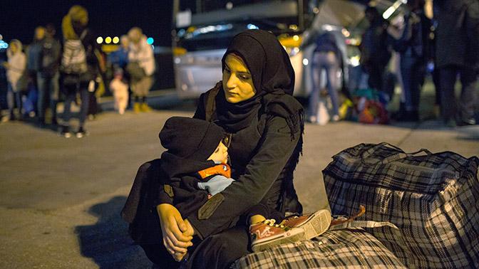 Германия планирует выслать беженцев обратно в Сирию