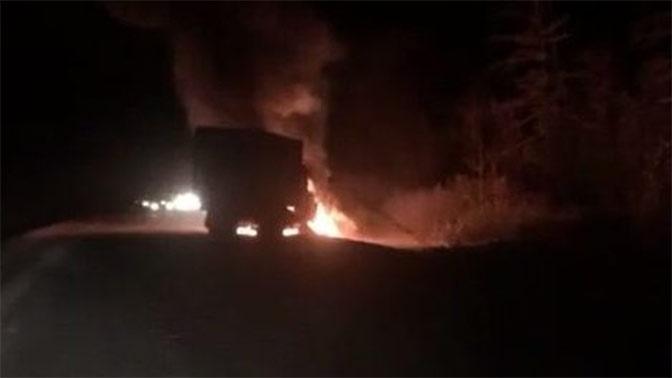 ВДТП с фургоном имикроавтобусом вЯкутии погибли 5 человек