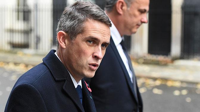 Министр обороны Великобритании заявил о «прохладной войне» с РФ