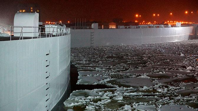Дамбу закроют из-за поднятия уровня воды