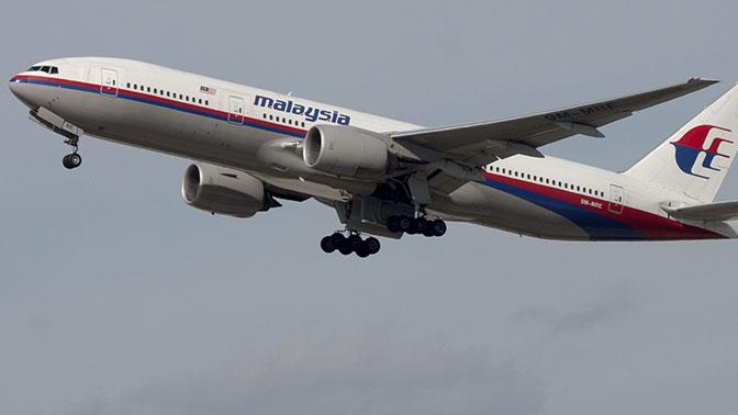 Названа новая теория пропажи малайзийского Boeing в небе над Индийским океаном