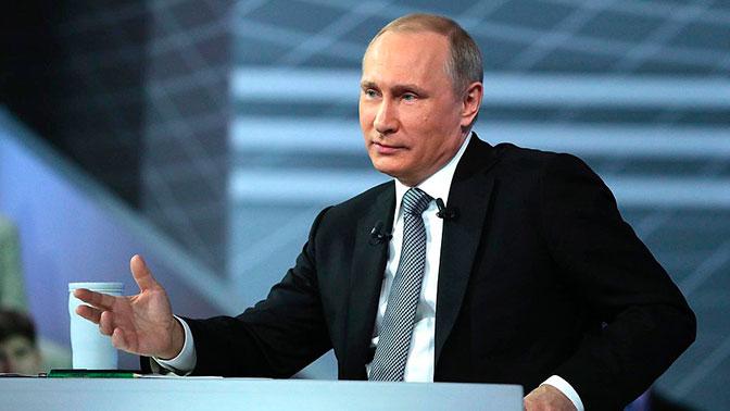 Песков: Путин некоторое количество дней готовился к собственной пресс-конференции
