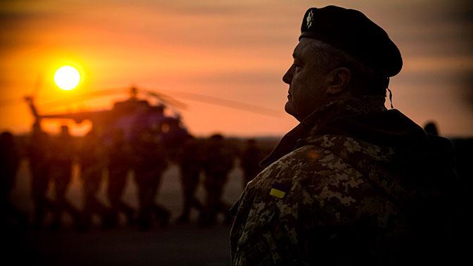 Захарова сообщила, что накачивание Украинского государства оружием толкает ее навоенные авантюры