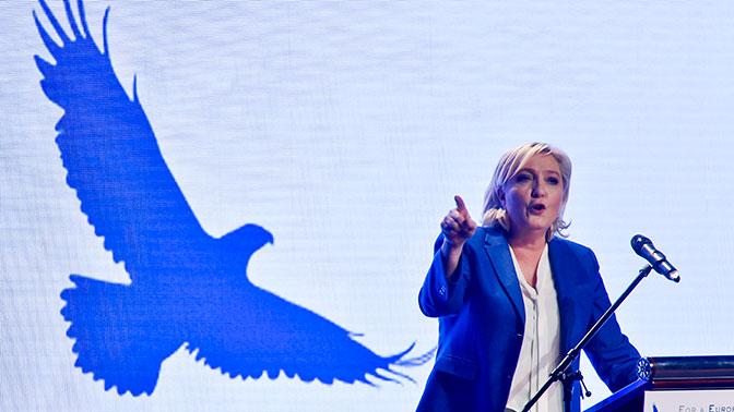 Ле Пен призвала «разрушить ЕС изнутри»