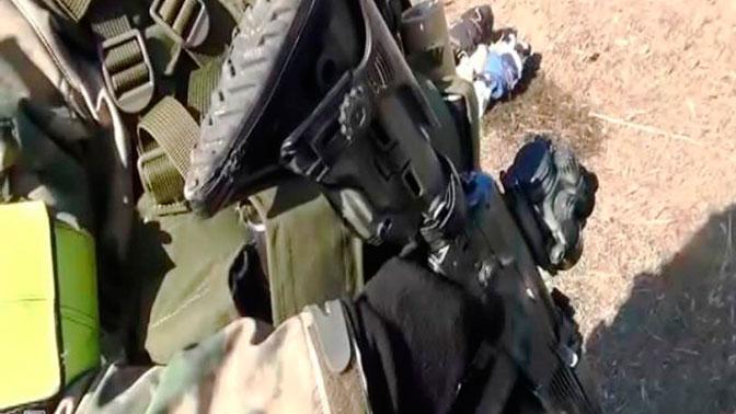 Наместе ликвидации боевиков вДагестане отыскали депутатское свидетельство