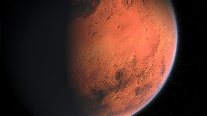 «Вполный рост»: ученые показали Марс снового ракурса