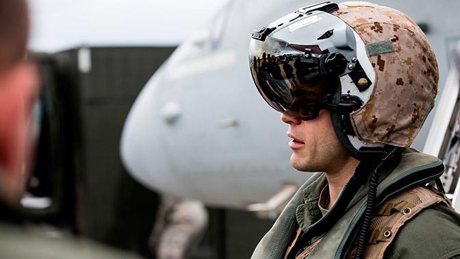 Американский пилот рассказал о встрече с «НЛО»