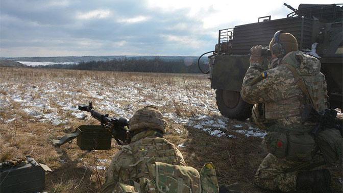 В ДНР рассказали о паническом заявлении командования «АТО»