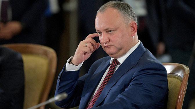 ВМИДРФ выразили сожаление из-за решения Молдавии отозвать посла из Российской Федерации