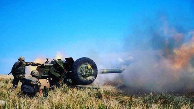 Украинские силовики обстреляли один из самых густонаселенных районов Стаханова