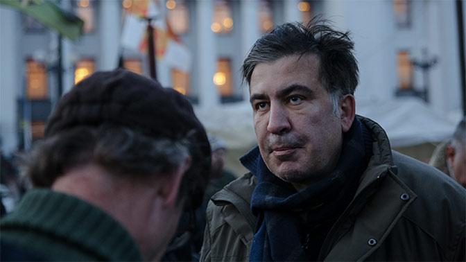 Саакашвили воткрытом письме призвал Порошенко уйти вотставку