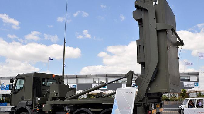 ВГрузии разместили систему ПВО изстраны-участницы НАТО
