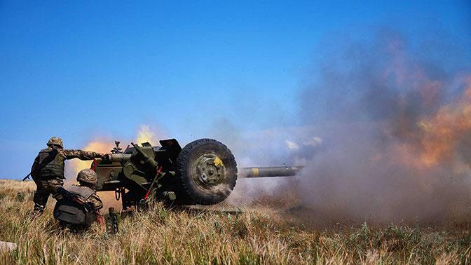 ВСУ обстреляли центр Ясиноватой из крупнокалиберной артиллерии, погиб гражданский