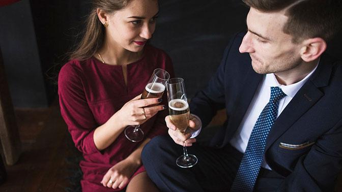 Выпившие мужчины по-особому воспринимают женщин
