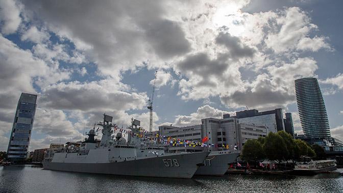 Вбританском флоте остался один крупный боеспособный корабль