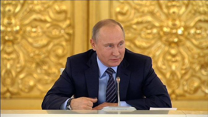 Путин призвал непутать преследование с изучением  вделе Кирилла Серебренникова