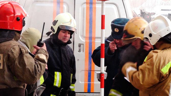 ВТатарстане при взрыве горной породы погибли два человека