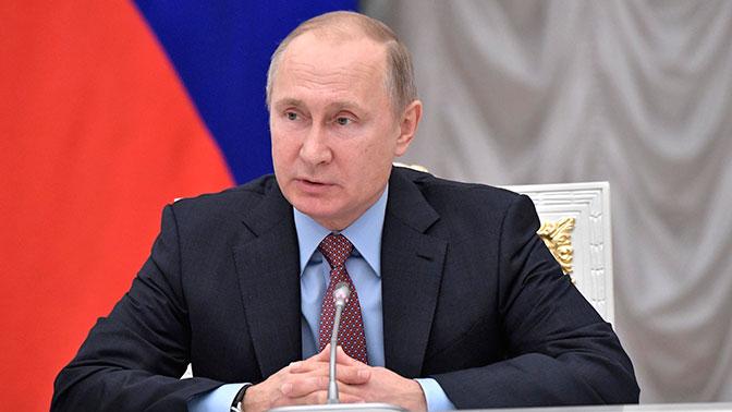 Путин встретится ссемьей погибшего вСирии летчика