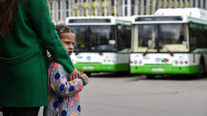 С2018 года нашкольных автобусах будут устанавливать мигалки