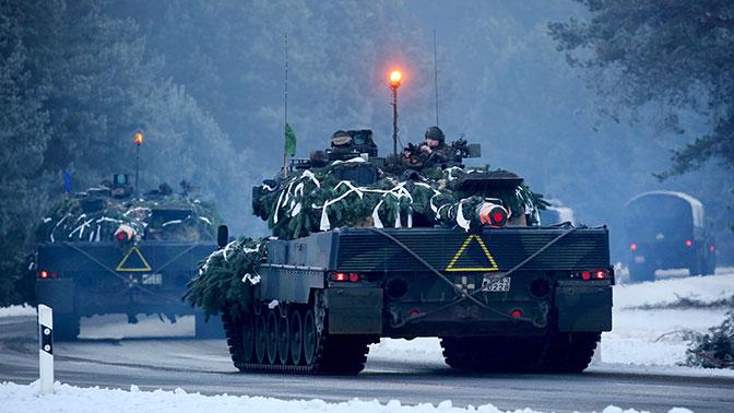 Глобальная стратегия: сможет ли армия ЕС стать по-настоящему независимой от США