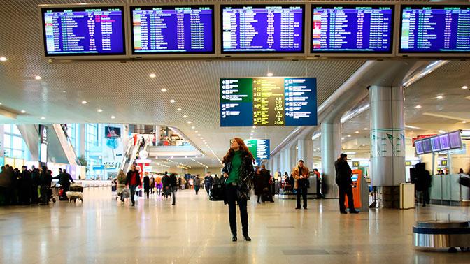 Вновогодние каникулы вовсех больших аэропортах будут дежурить судебные приставы