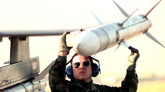 США вооружат 2-х соседей Российской Федерации ракетами класса «воздух-воздух»
