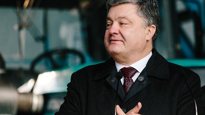 Пранкеры разыграли Порошенко вновогоднюю ночь