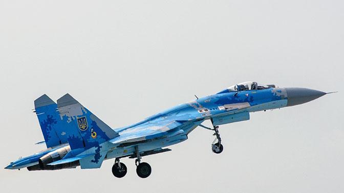 СМИ: Годовой налет украинских летчиков не превышает 50 часов