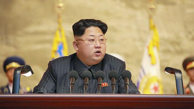 Белый дом усомнился в психическом здоровье Ким Чен Ына