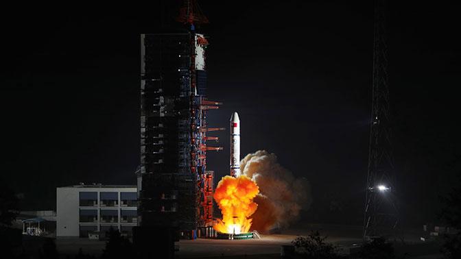 КНР на текущий 2018г запланировал больше 40 космических пусков