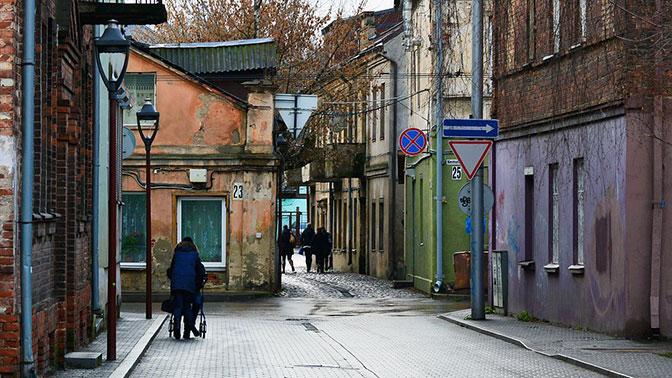 За 27 лет население Литвы сократилось на миллион человек
