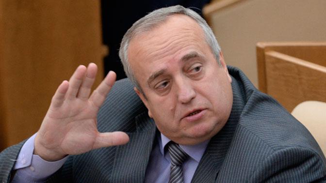 Клинцевич ответил наслова историка об«оккупации» Украины СССР