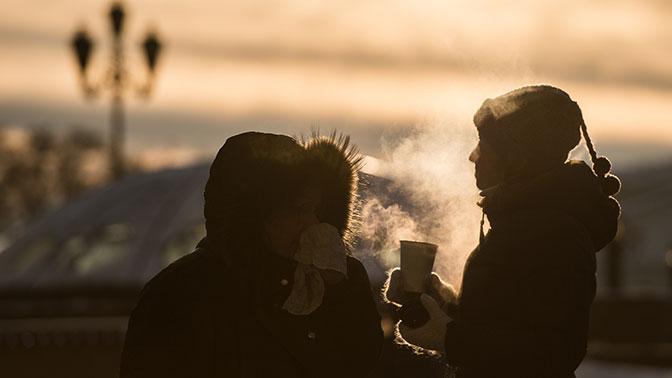 Синоптики предупреждают орекордно высоком атмосферном давлении вконце недели