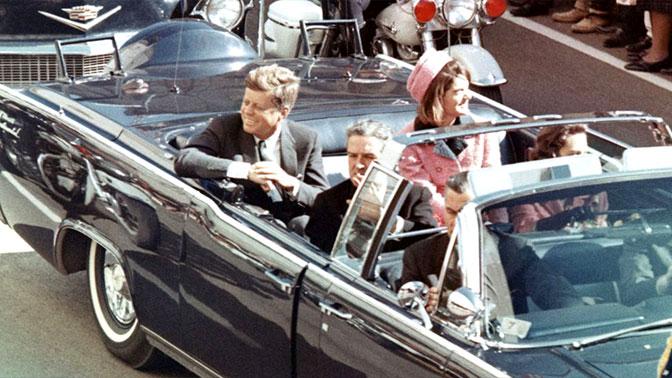Убийство Кеннеди, гибель гонщика «Формулы-1» и другие трагедии, произошедшие в прямом эфире