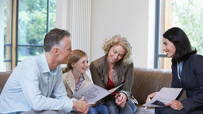 Правительство РФ утвердило правила господдержки по ипотеке для семей с детьми