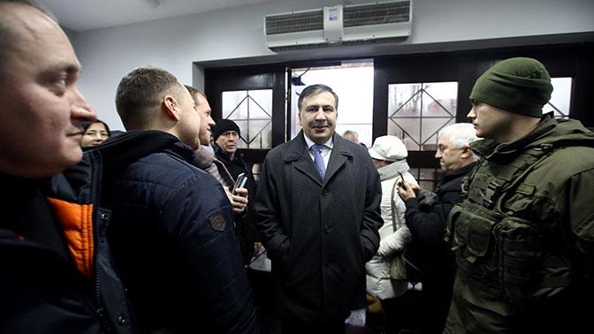Саакашвили планирует отыскать 300 спартанцев для управления несостоявшимся государством Украина