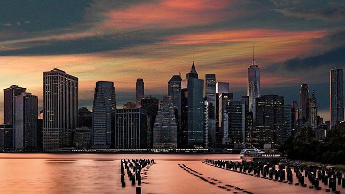 Нью-Йорк обвинил крупнейшие нефтяные компании визменении климата