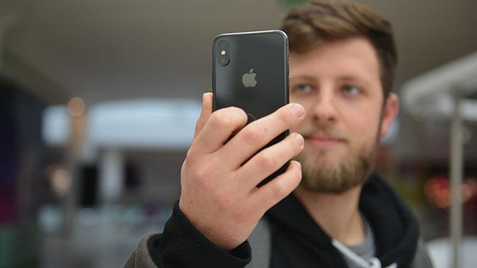 В iPhone X нашли «болезненный» недостаток