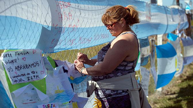 США: экипаж подлодки «Сан-Хуан» умер  моментально