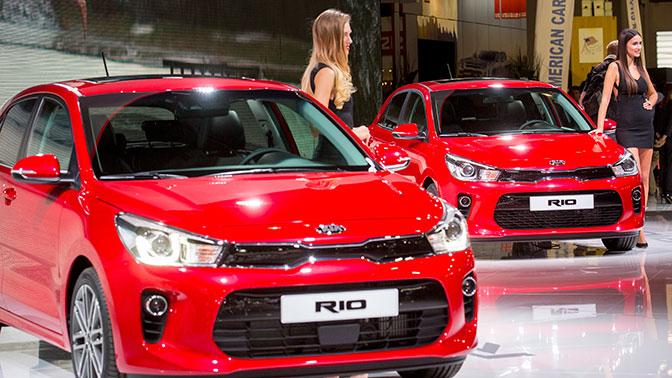 Названы самые востребованные автомобили Российской Федерации в минувшем 2017-ом году