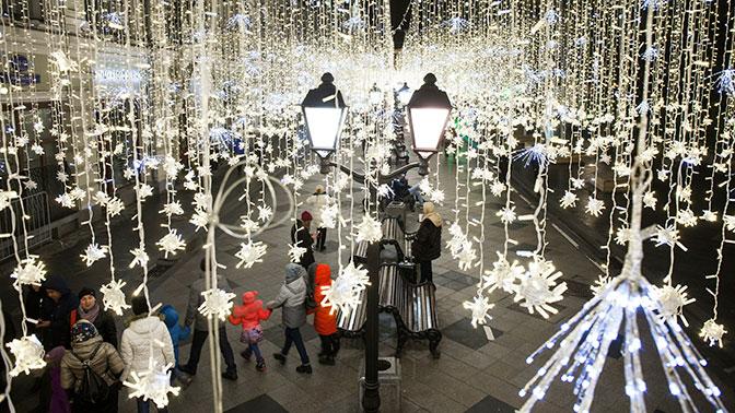 Свыше 100 мероприятий запланировано в Москве на старый Новый год