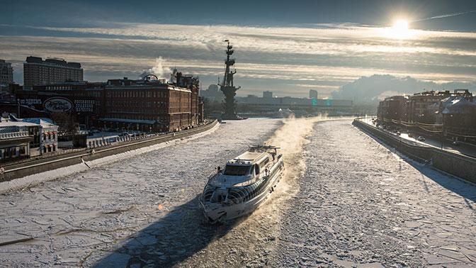 Атмосферное давление в Москве приблизилось к рекордно высокому
