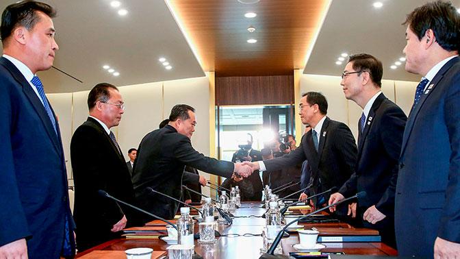 В КНДР призвали корейцев осознать «гнусное нутро» США