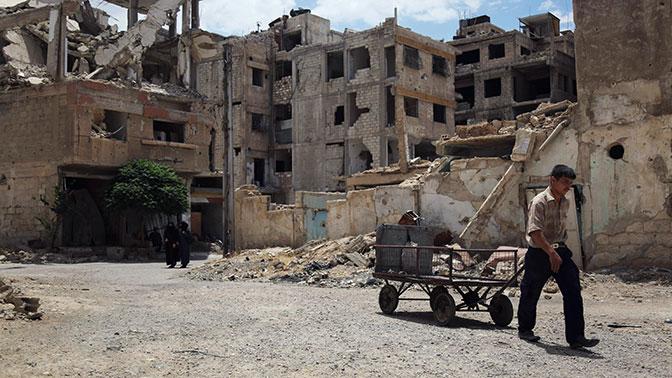 За сутки в Сирии в свои дома вернулись более тысячи человек