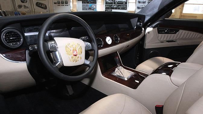 Названа розничная стоимость автомобиля проекта Кортеж