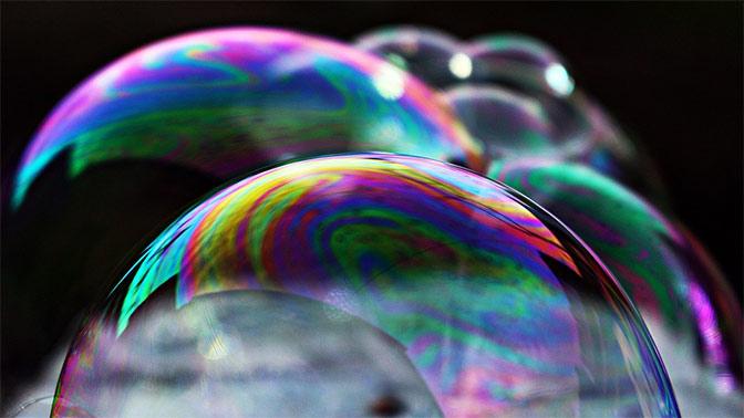 Мыльные пузыри психология