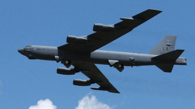США отработают бомбовые удары вблизи русской границы
