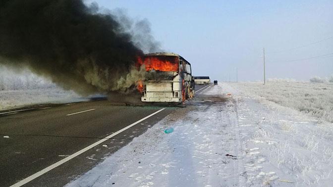 Смерть 52 человек— несчастный случай, заявило МВД Казахстана