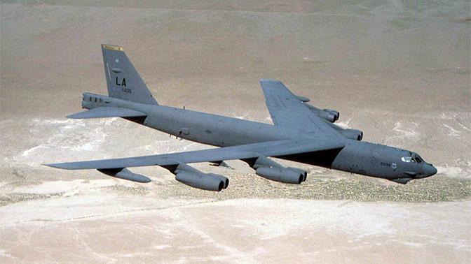США отработают массированные авиаудары в100 километрах от Российской Федерации
